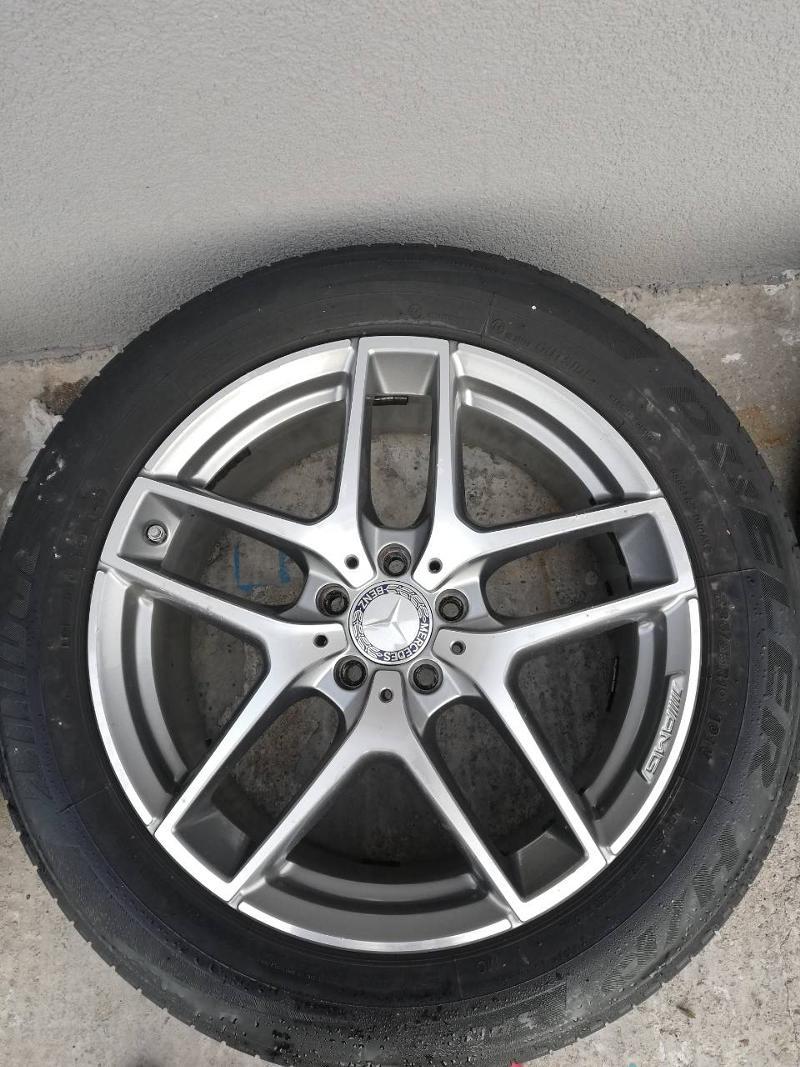 Гуми с джанти Bridgestone 235/55R19