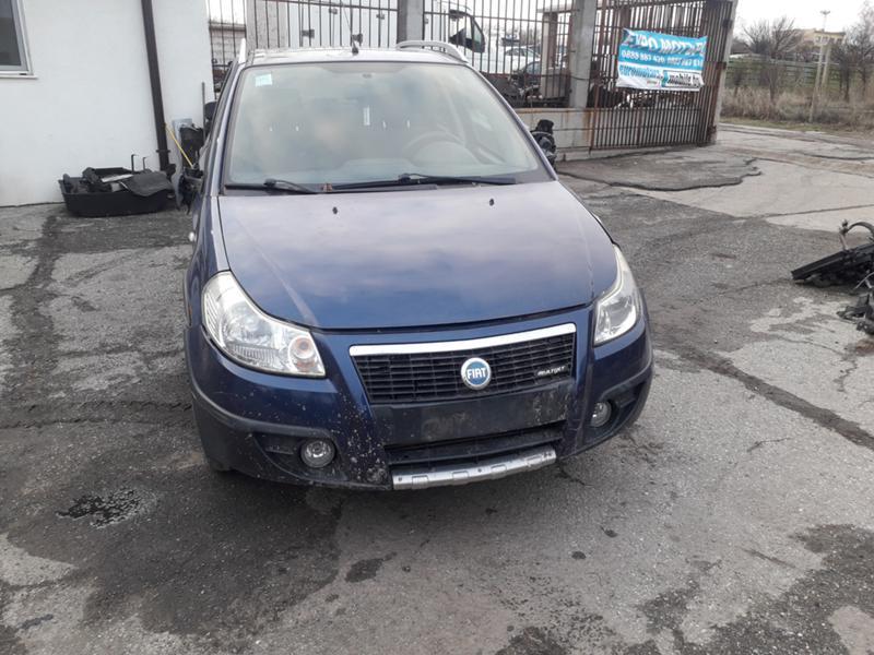 Fiat Sedici 1.9Jtd НА ЧАСТИ