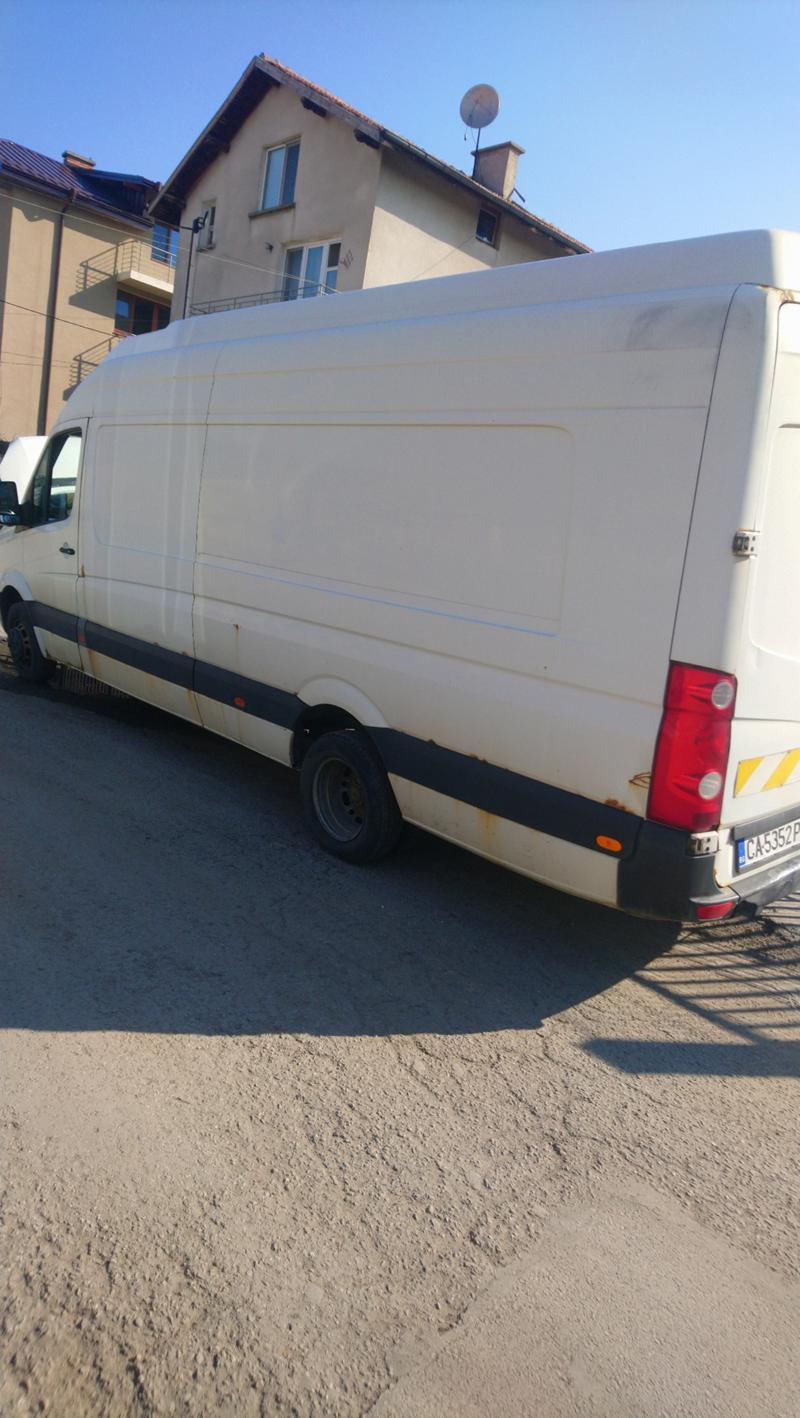 VW Crafter Maxi Отличен