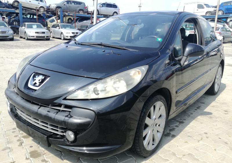 Peugeot 207 1.6HDI/SPORT