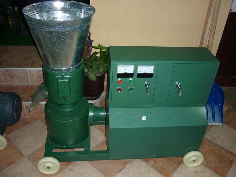 Специализирани машини Машини за дърводобив машина за пелети