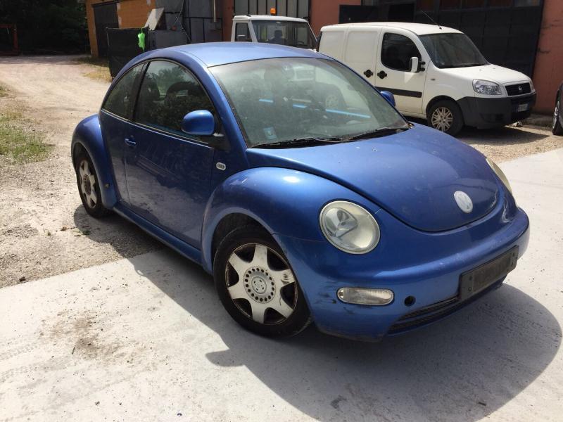 VW New beetle 1.9TDI90K.MN.ZAPAZEN
