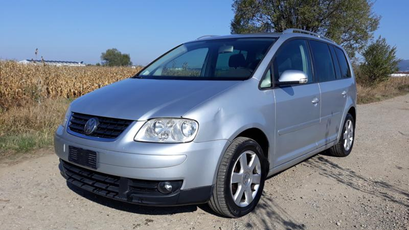 VW Touran 1.9tdi/105ks/BXE