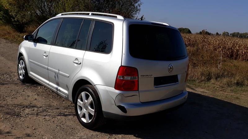 VW Touran 1.9tdi/105ks/BXE, снимка 4
