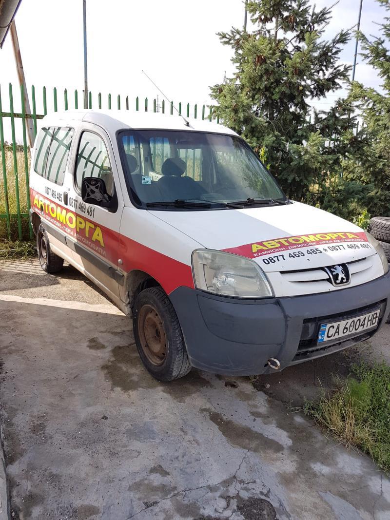 Peugeot Partner Товарен 1,6 hdi