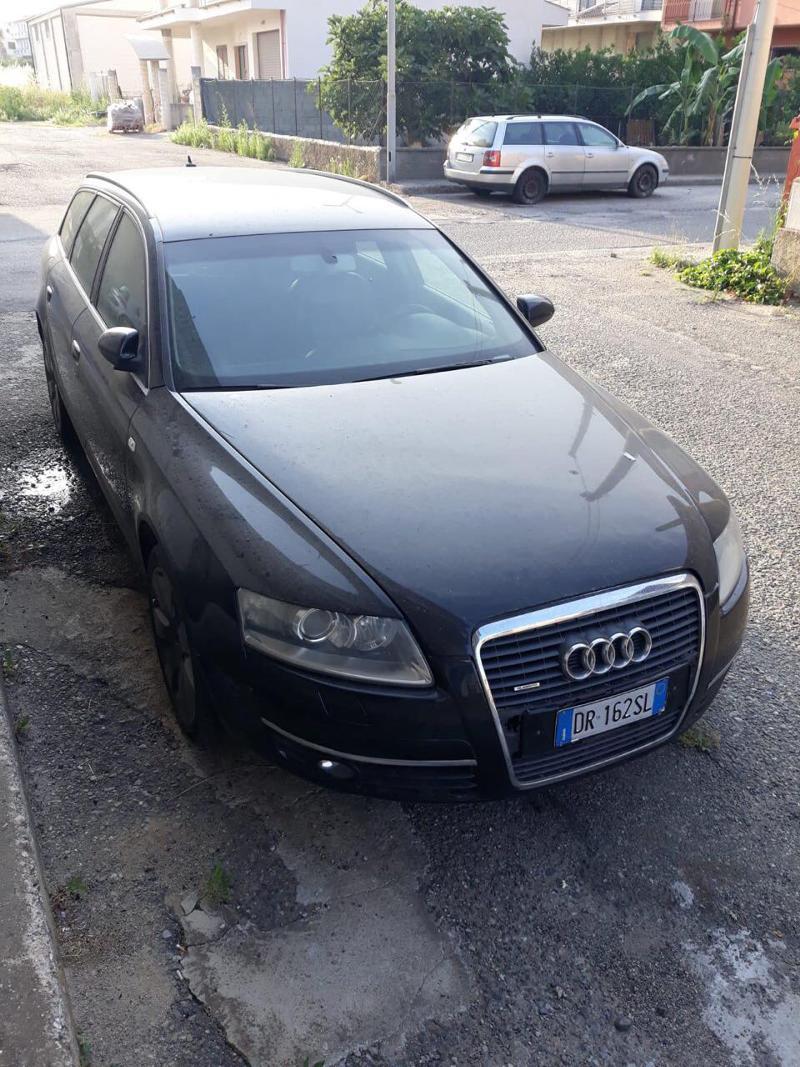 Audi A6 233 quattro