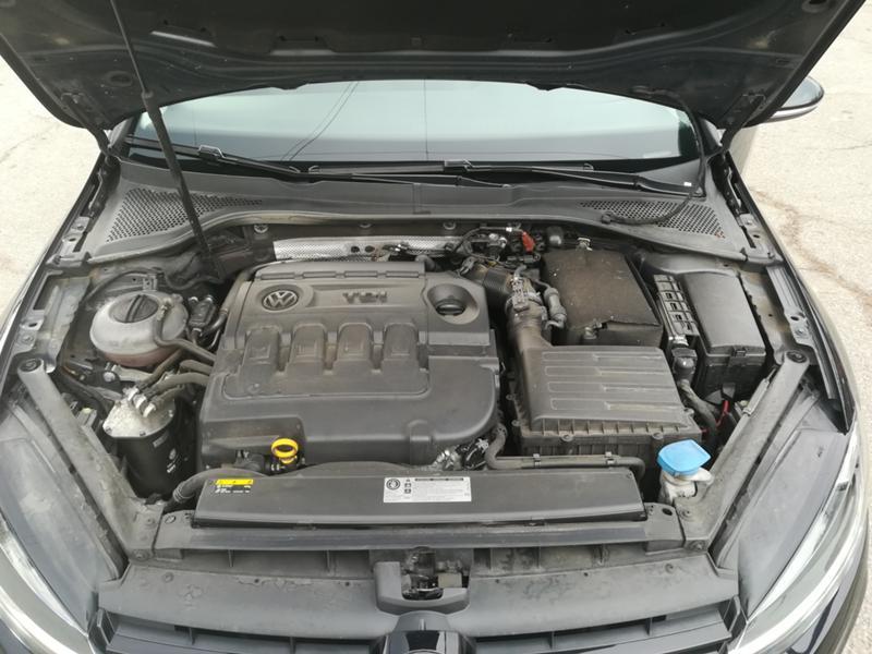 VW Golf 1,6TDI 115кс FACELIFT, снимка 17