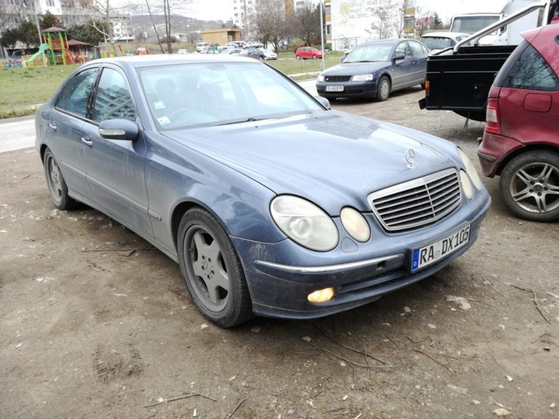 Mercedes-Benz E 220 2.2/2.7/3.2