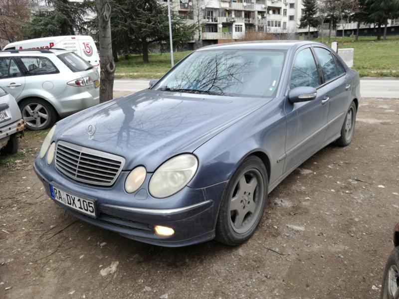 Mercedes-Benz E 220 2.2/2.7/3.2, снимка 13