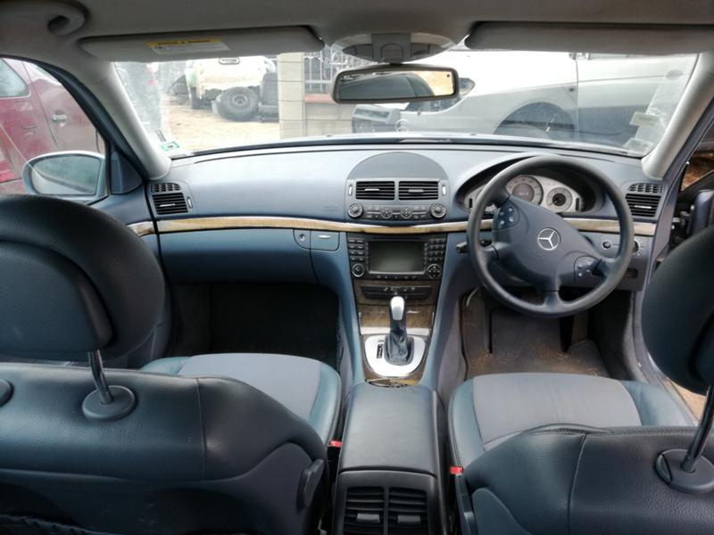 Mercedes-Benz E 220 2.2/2.7/3.2, снимка 15