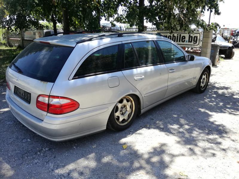 Mercedes-Benz E 220 2.2/2.7/3.2, снимка 16