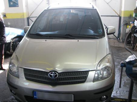 Toyota Corolla verso 2.0 D4D