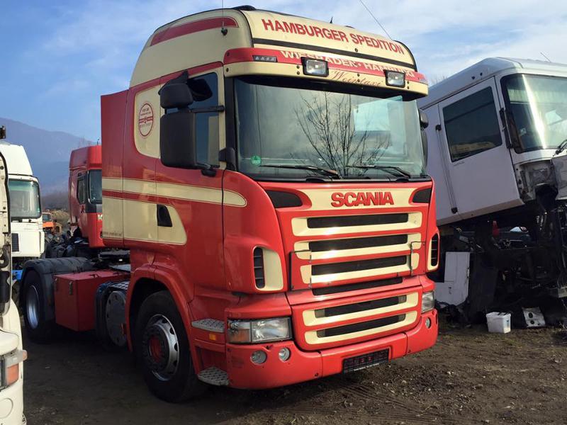 Scania R 420 НА ЧАСТИ ЕВРО 5