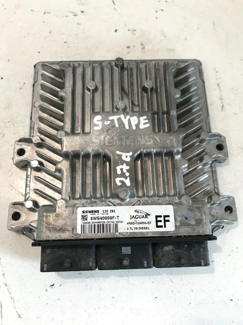 Електрическа система за Jaguar S-type