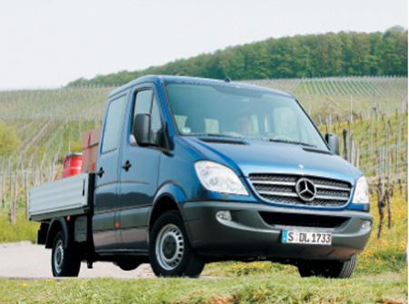 Mercedes-Benz Sprinter НА ЧАСТИ след 2007 до 2016