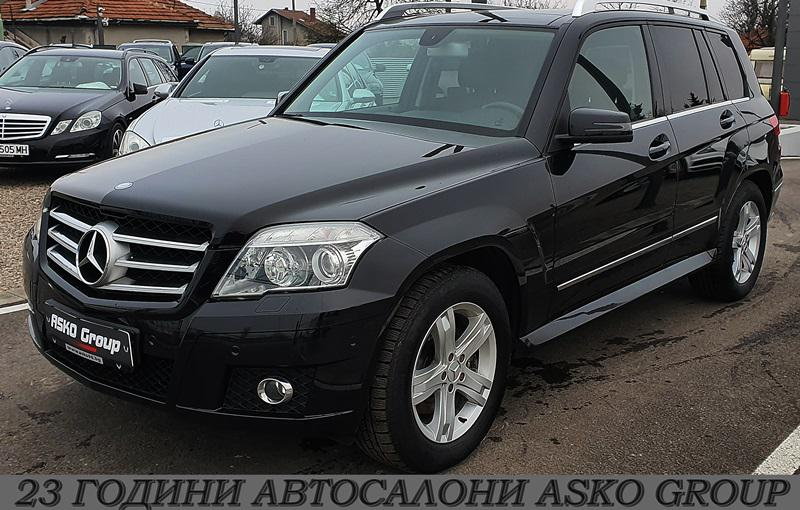 Mercedes-Benz GLK 320*PANORAMA*GERMANY*ПОДГРЕВ*NAVI*KOJA*AVTOMAT*LIZ