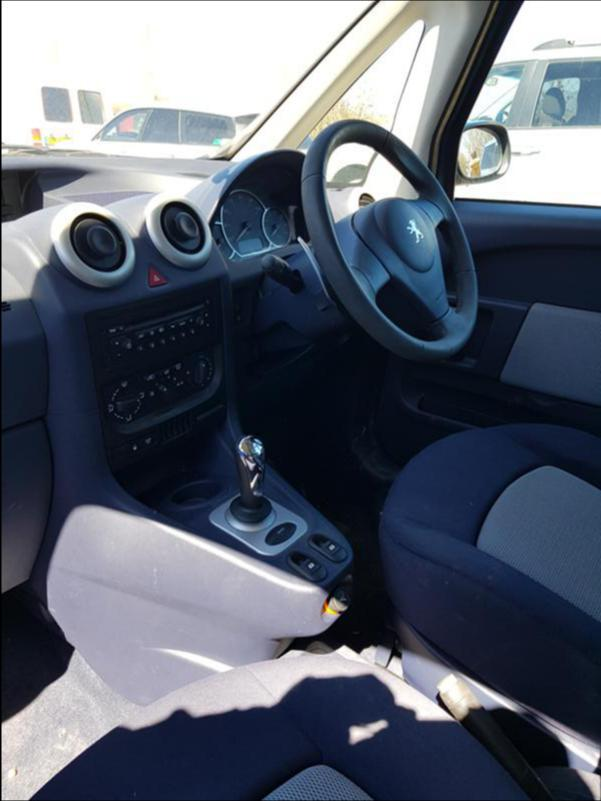Peugeot 1007 1.6 AUTO, снимка 4