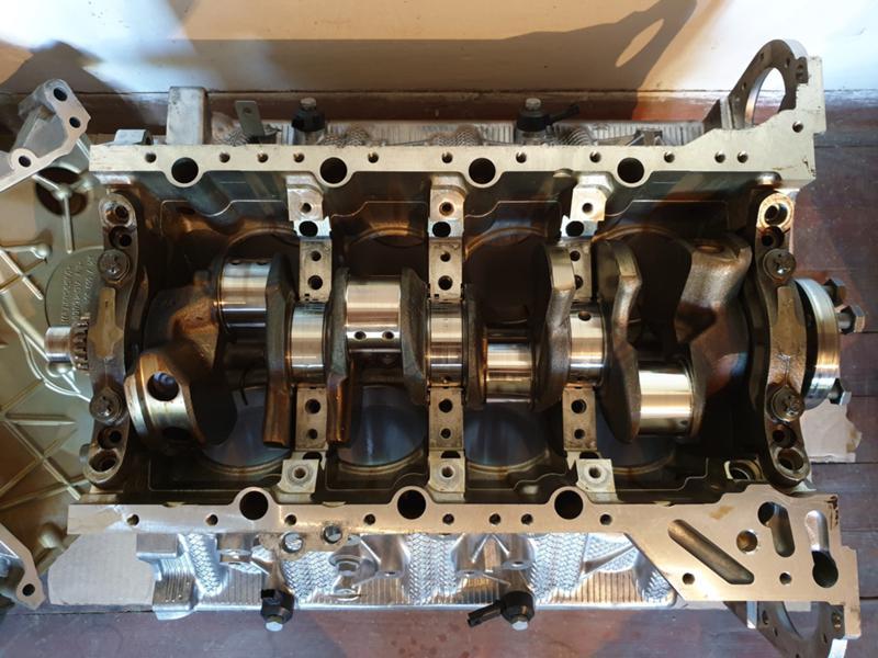 Двигател за BMW 750