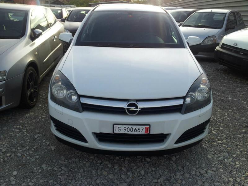 Opel Astra 1.9 ШВЕЙЦАРИЯ