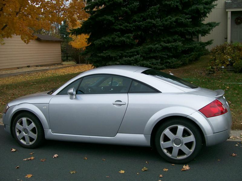 Audi Tt 1.8T-150,180,225