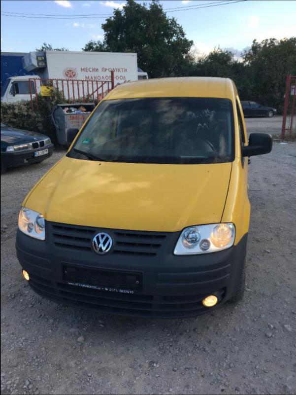 VW Caddy 2.0 SDI 138000 km