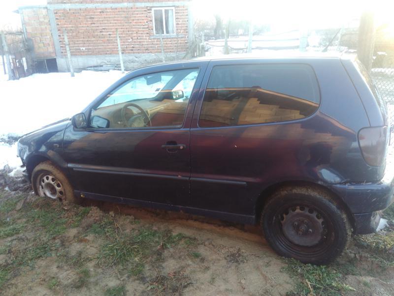VW Polo 1,9