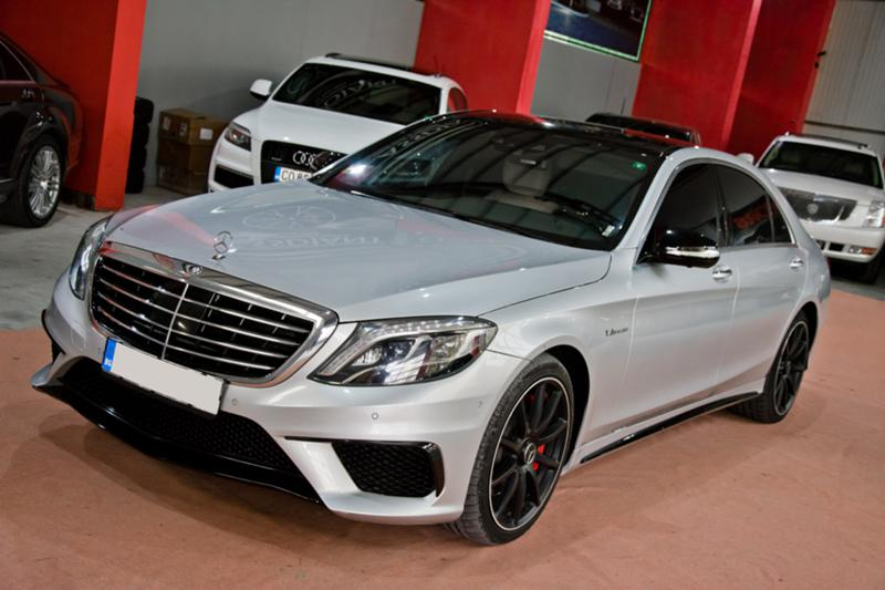 Mercedes-Benz S 500 L 63AMG FULL MAX