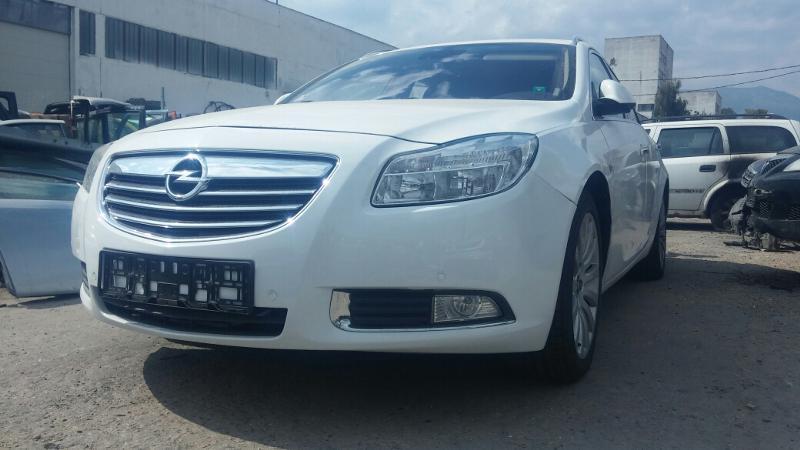 Opel Insignia A20DTH