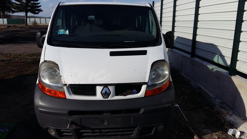 Renault Trafic 1.9/2.0/2.5 DCI
