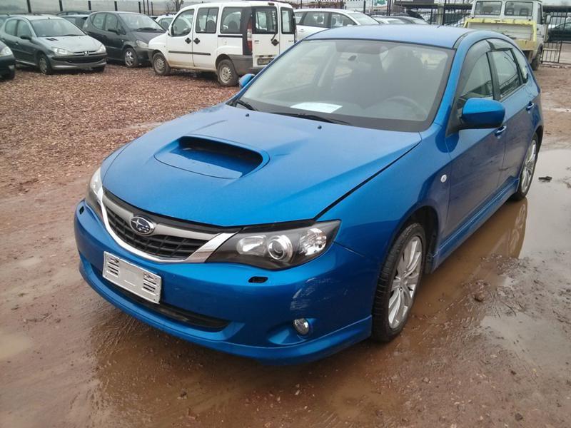 Subaru Impreza 2.0TDI