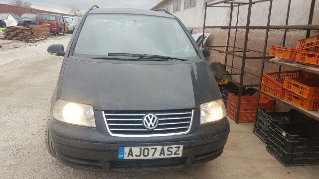 VW Sharan 1.9TDI BVK