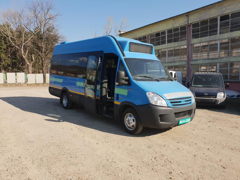 Iveco 50с18 автобус, снимка 3