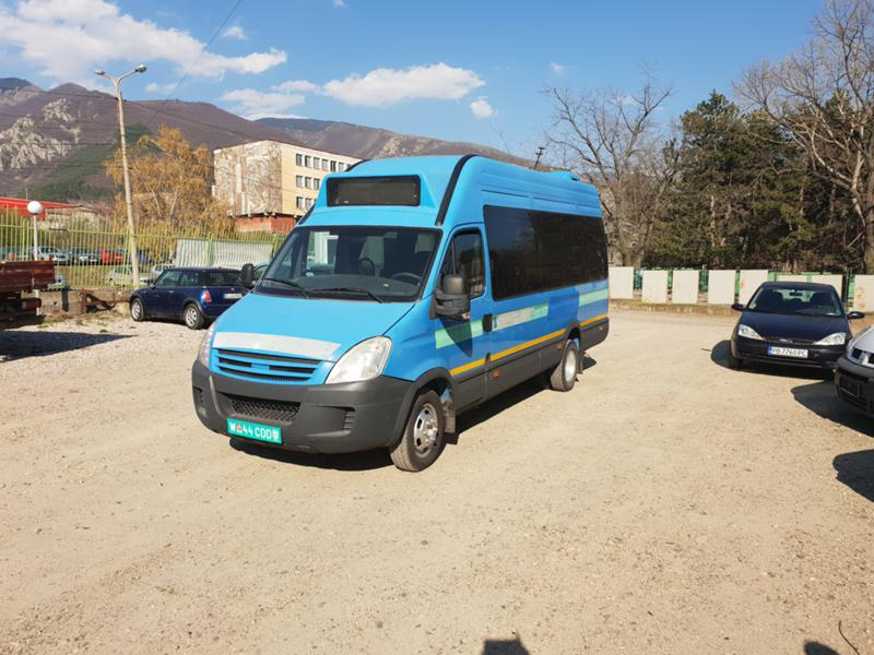 Iveco 50с18 автобус, снимка 1