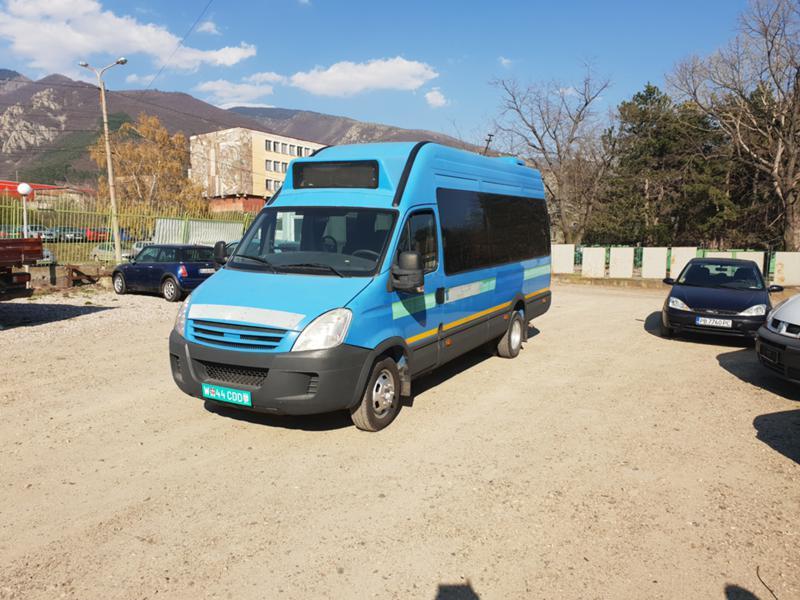 Iveco 50с18 автобус, снимка 8