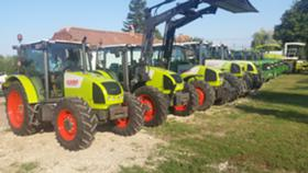 Трактор Claas CELTIS JOHN DEER
