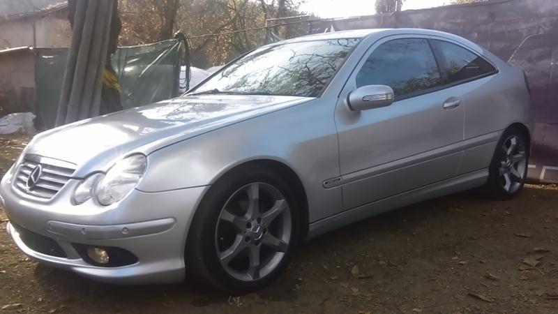 Mercedes-Benz C 200 Sport Edition 163кс.