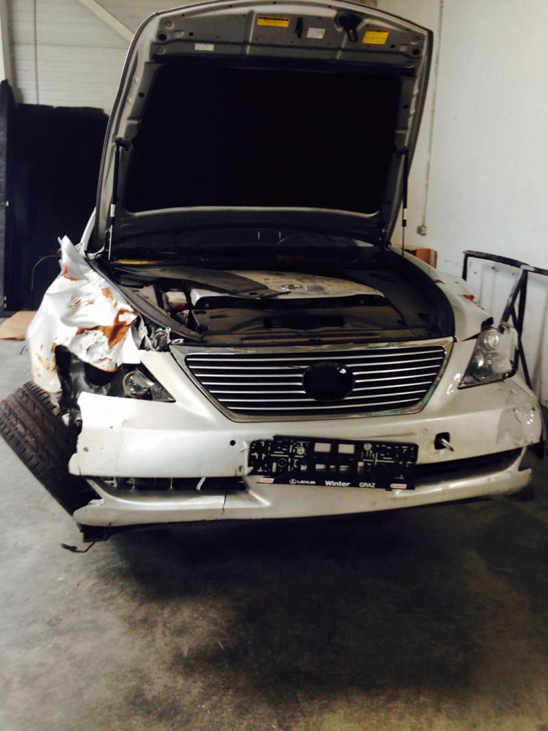 Lexus LS 460 na 4asti, снимка 2
