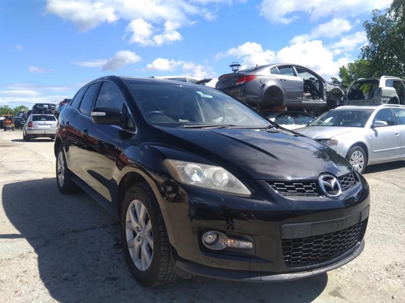 Mazda CX-7 2,3 DISI Turbo