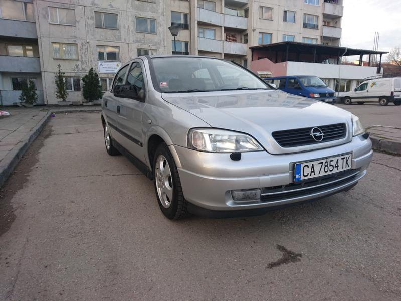 Opel Astra  1.8 НА ЧАСТИ