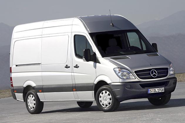 Mercedes-Benz Sprinter НА ЧАСТИ от 2007 до 2016