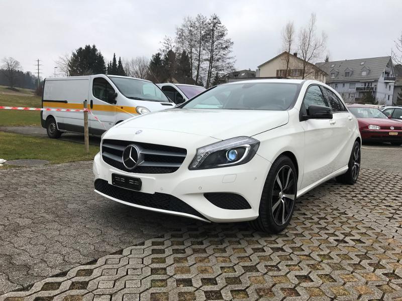 Mercedes-Benz A 200 AMG пакет