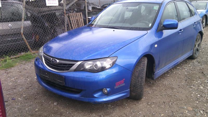 Subaru Impreza 2.0 benzin na casti