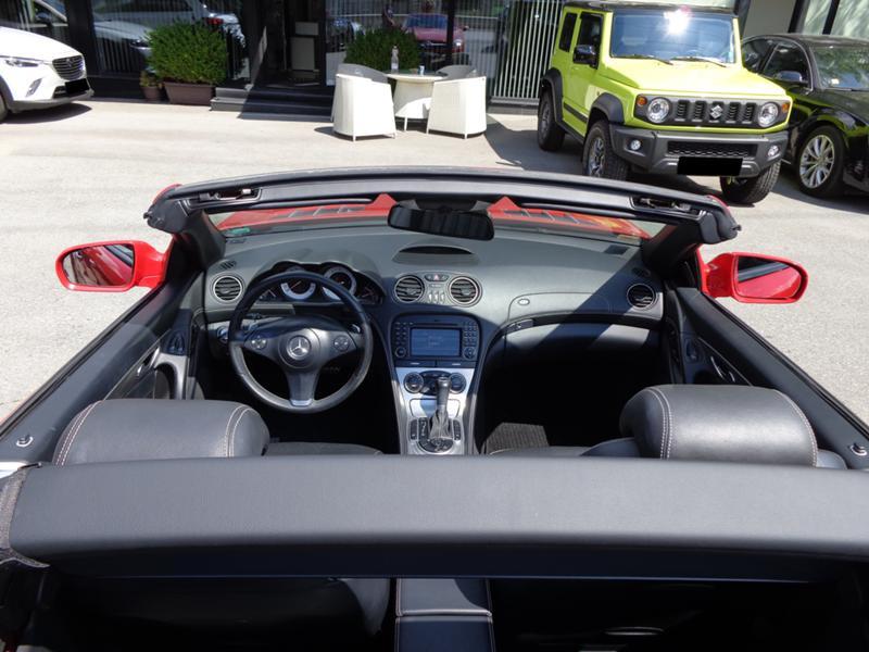 Mercedes-Benz SL 350 63 AMG OPTIC, снимка 13