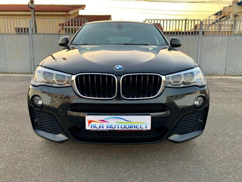 BMW X4 NA 4ASTI 190ps MPAKET