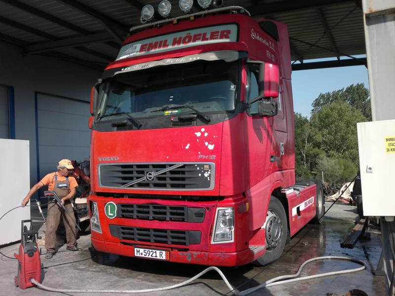 Volvo Fh 12 460 на части