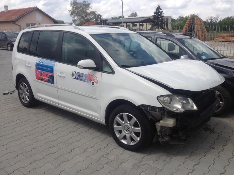 VW Touran 2.0tdi-140hp