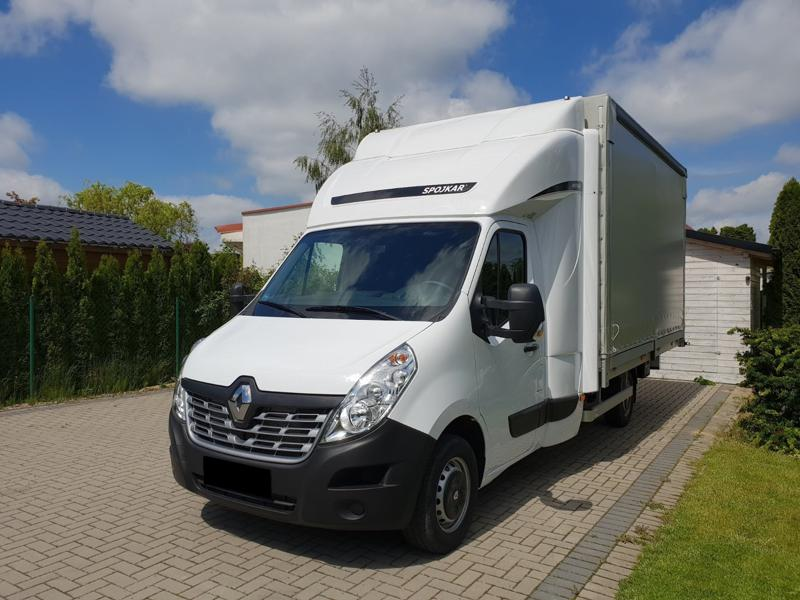 Renault Master 2.3dCi Pack Clim Energy 170КС