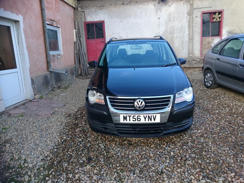 VW Touran 1.9Tdi 105, снимка 1