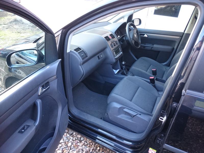 VW Touran 1.9Tdi 105, снимка 8
