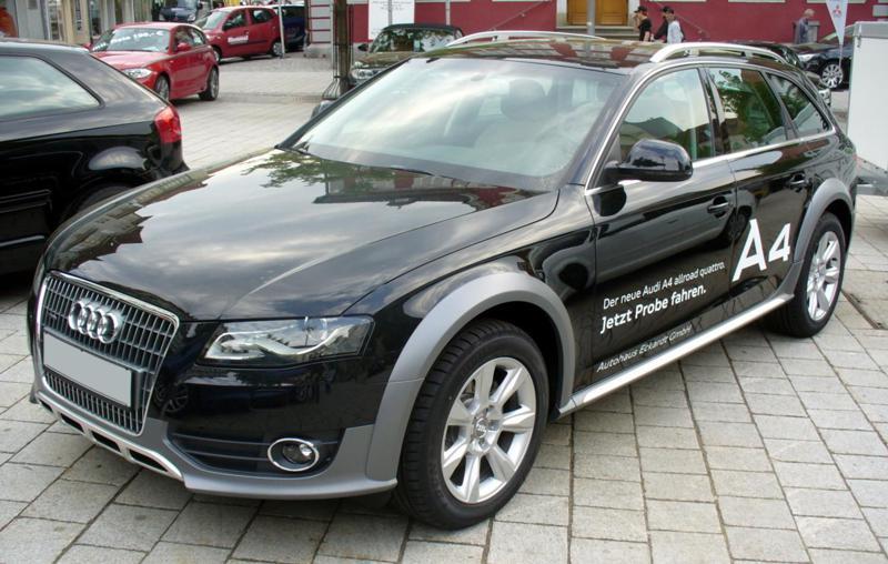 Audi Allroad A4 2.0TFSI AUTOMAT